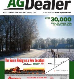 agdealer western ontario edition january 2015 by farm business communications issuu [ 1136 x 1491 Pixel ]