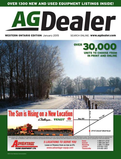 small resolution of agdealer western ontario edition january 2015 by farm business communications issuu