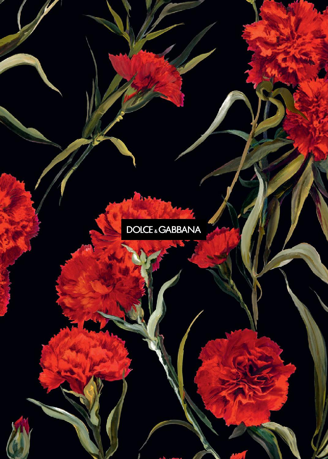 Gucci Wallpaper Iphone 6 Cruise 2015 Women S Catalogue Volume 1 By Dolce Amp Gabbana