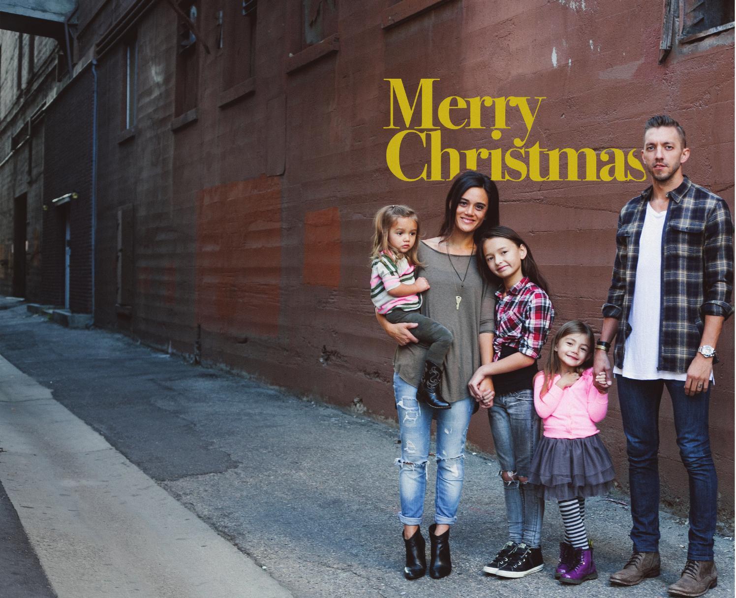Lusko Family Christmas Card 2014 By Fresh Life Church Issuu