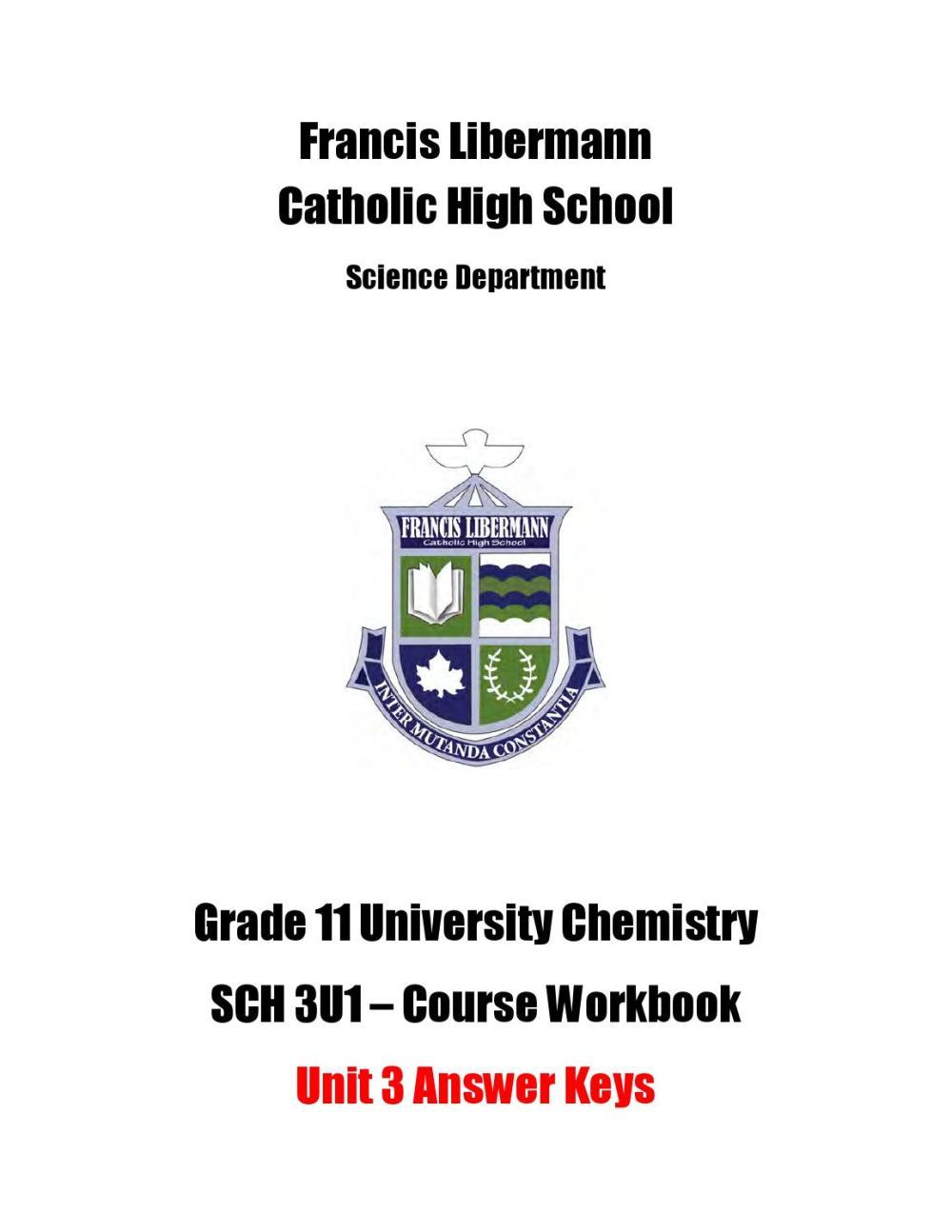 medium resolution of SCH 3U Workbook Answer Key - Unit 3 by Michael Papadimitriou - issuu