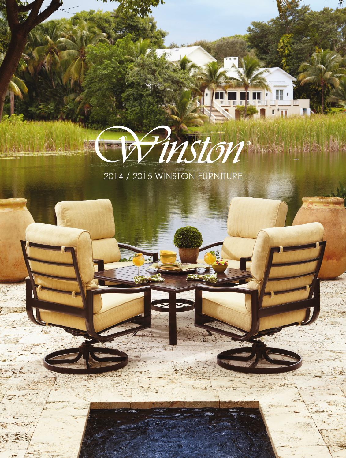 2014 2015 winston furniture catalog