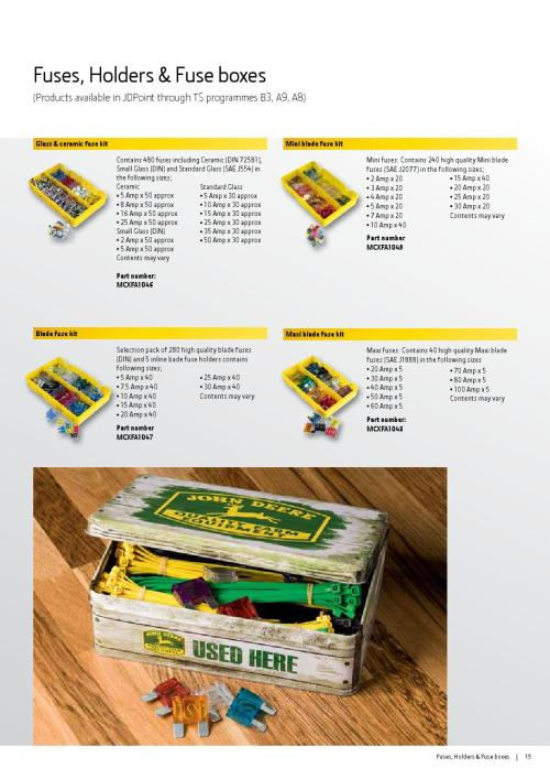small resolution of john deere accessories maintenance workshop arrachments 2015 by semler agro a s issuu