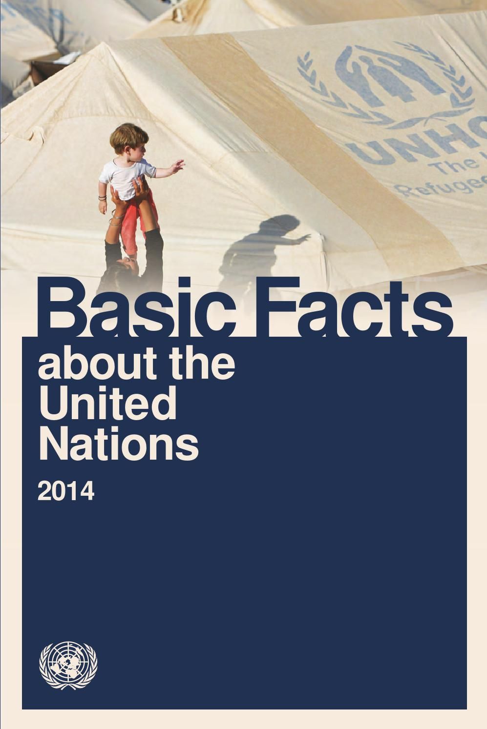 Un+1 - Un : Basic, Facts, About, United, Nations, Publications, Issuu