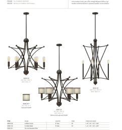 hinkley 2015 2016 catalog chandelier [ 1165 x 1490 Pixel ]