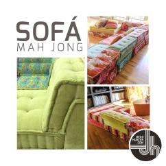 The Mah Jong Sofa From Ligne Roset Canape Rn 15288 Decohunter Sofá By Issuu