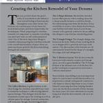 Creating The Kitchen Remodel Of Your Dreams By Center Island