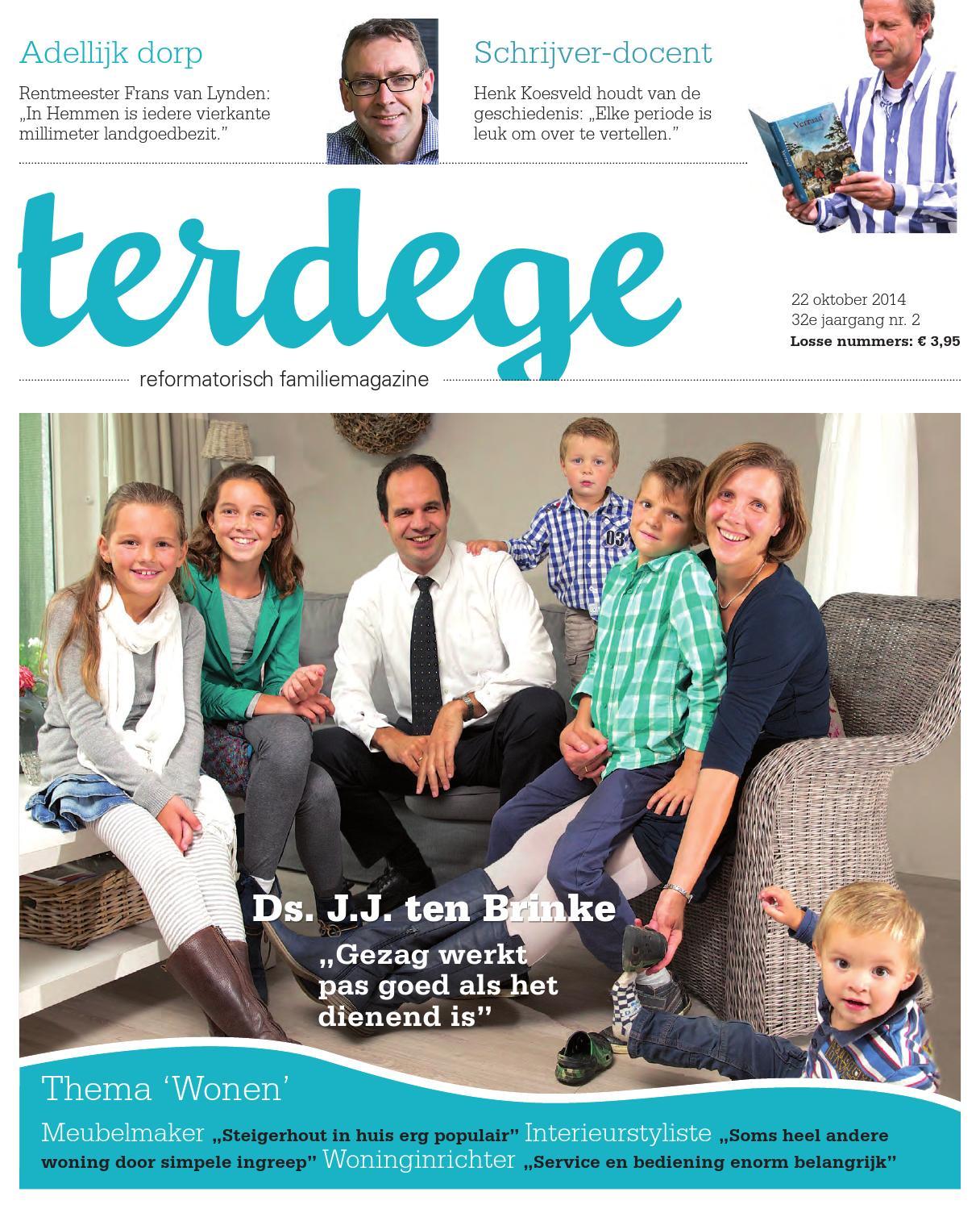 Terdege 22 oktober 2014 by Erdee Media Groep  Issuu