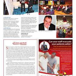 Evac Chair Canada Harmony High Green Hospital News 2015 March Edition By Issuu