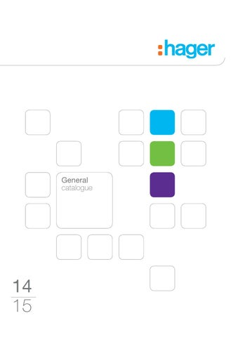 read electrical wiring diagram rj 45 cat6 hager general catalogue 2014-2015 by ГК