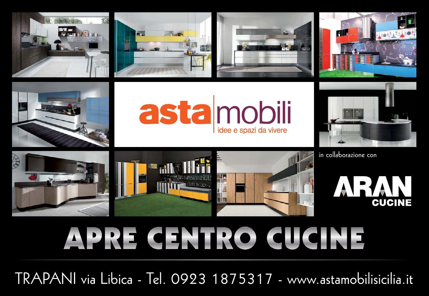 Asta Mobili Sicilia a Trapani nuovo Punto Aran by Asta