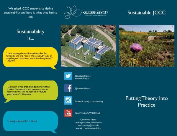 Jccc Sustainability Ecoreps Brochure Ssc - Issuu
