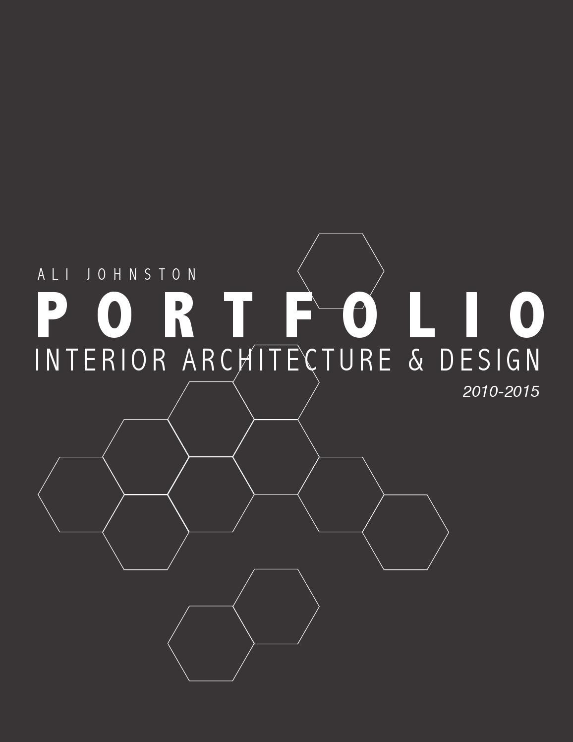 writing portfolio template
