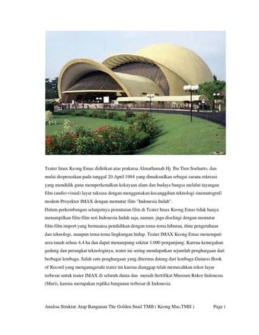 Contoh Bangunan Bentang Lebar Di Dunia : contoh, bangunan, bentang, lebar, dunia, Struktur, Membran, Dalam, Bangunan, Bentang, Lebar, Berbagai