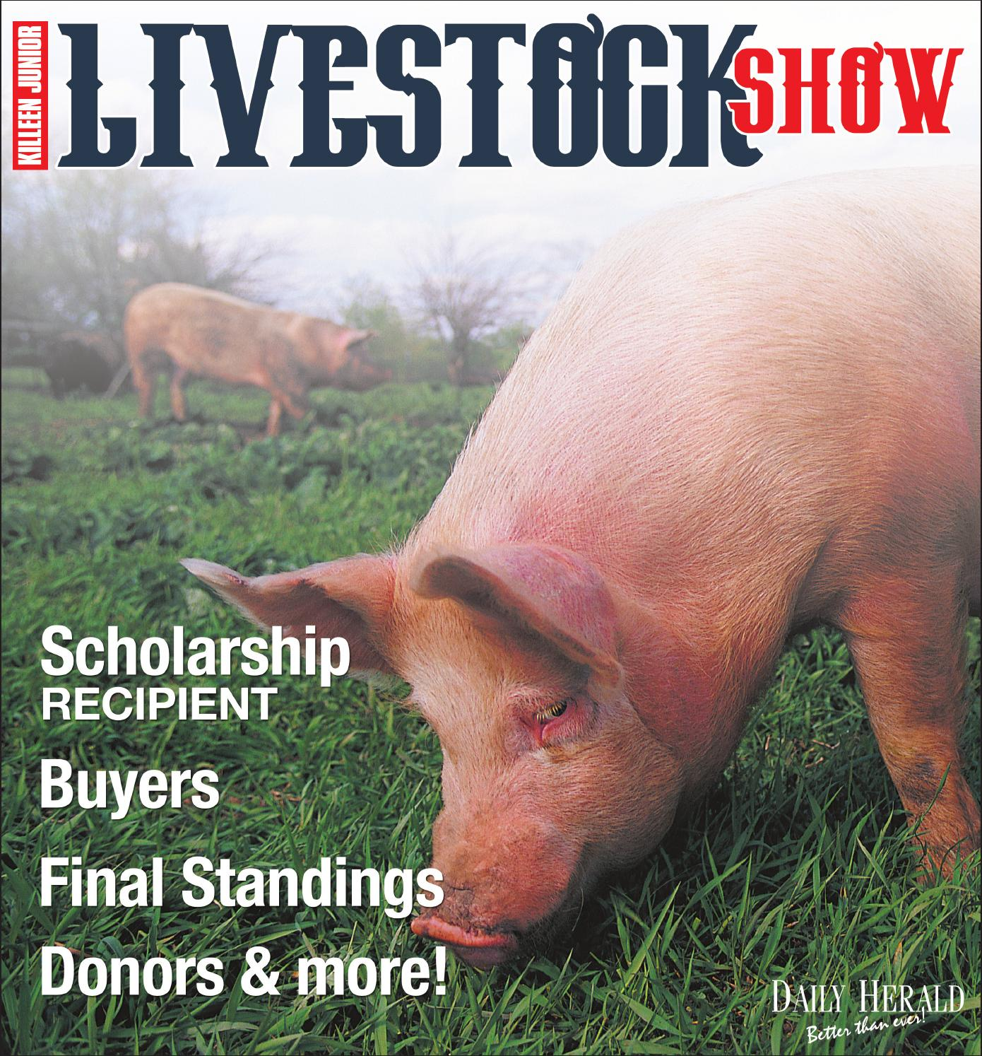 2015 Junior Livestock Show By Temple Daily Telegram Issuu