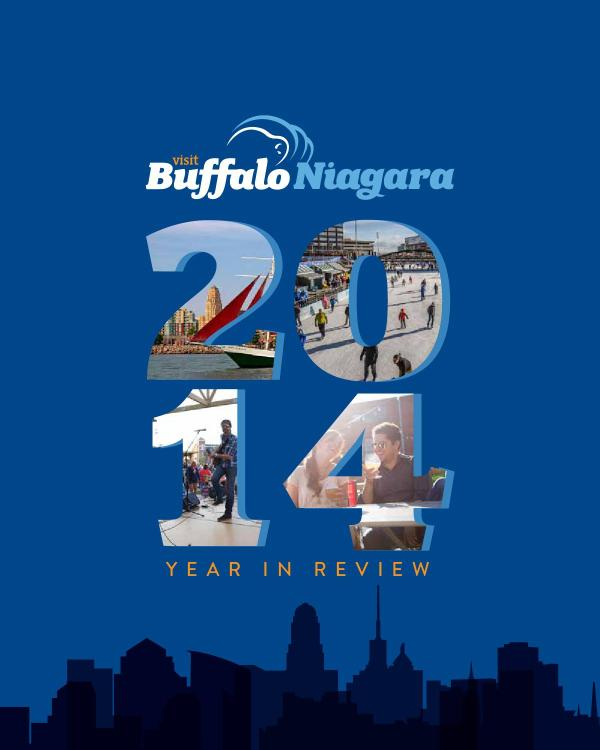 Visit Buffalo Niagara 2014 Annual Report Matt Steinberg
