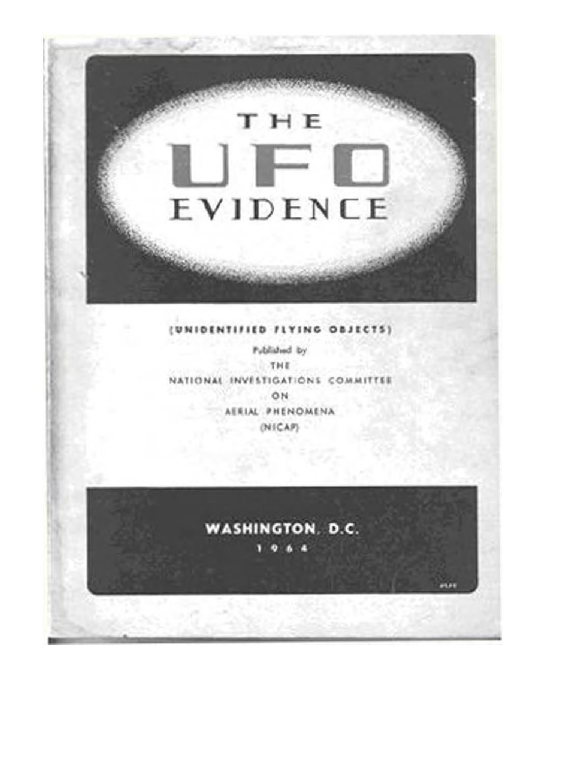 The UFO Evidence By Lt Commander Gregory J Smith Issuu