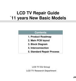 tv repair diagram [ 1500 x 1125 Pixel ]