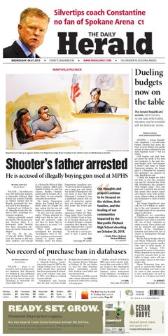 Everett Daily Herald May 20 2015 By Sound Publishing Issuu