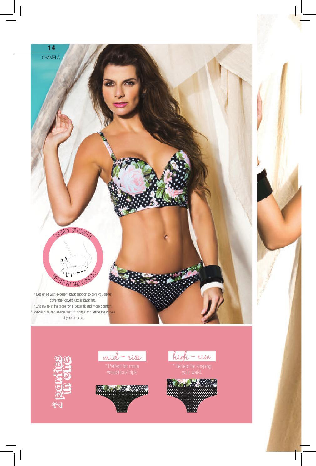Chamela Swimsuit Catalog Vestido De Bao By 4timeStore