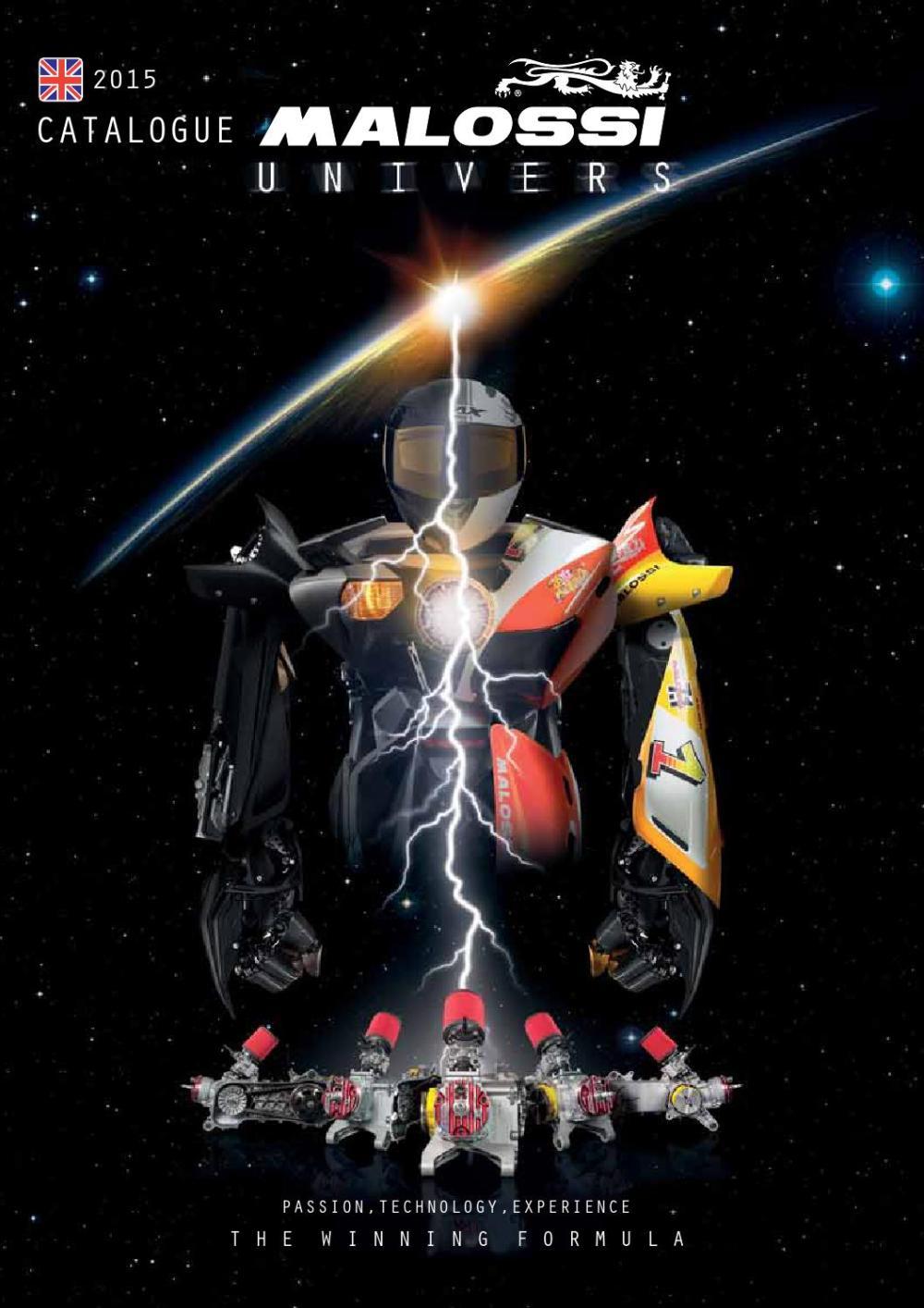medium resolution of univers malossi catalogue by malossi issuu