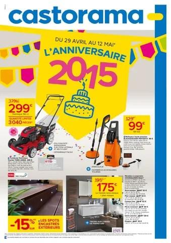 castorama catalogue 29avril 12mai2015