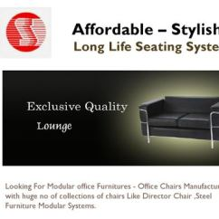 Revolving Chair Vadodara Armless Lounge Uk Executive Office Chairs Suppliers By Turnkey Furniture Issuu Page 1