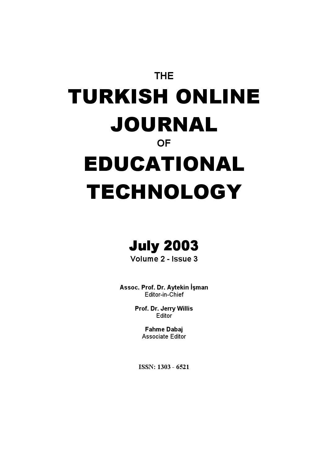 Bilgisayar ve Öğretim Teknolojileri Eğitimi (BÖTE) Bölümü