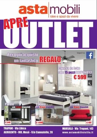 Apre Asta mobili Outlet by Asta Mobili Sicilia  Issuu