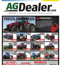 wheel amp deal alberta may 11 2015 by farm business communications issuu [ 1212 x 1489 Pixel ]