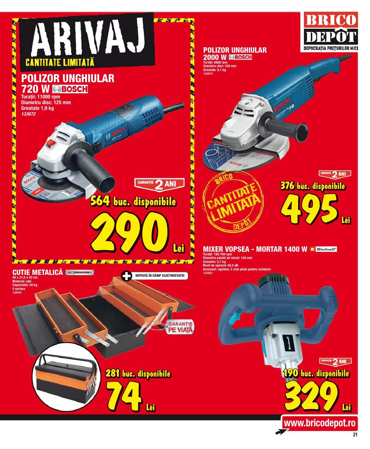 catalog brico depot 8 27 mai 2015 rnl