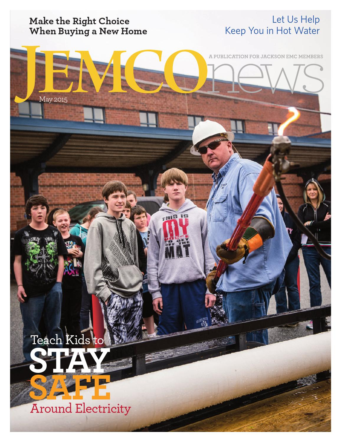 May 2015 Jemco News by Jackson EMC  Issuu