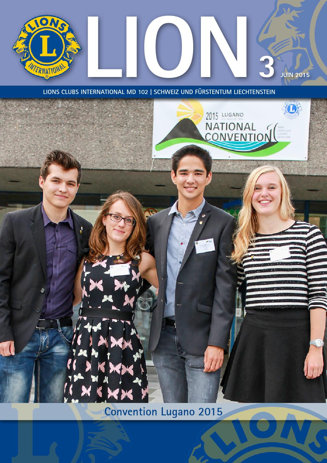 Lion 3  June 2015 by lionsclubs  Issuu