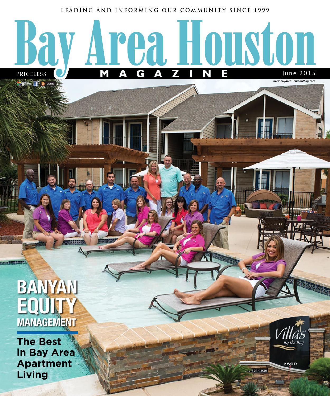 Bay Area Houston Magazine June 2015 by Bay Group Media  Issuu