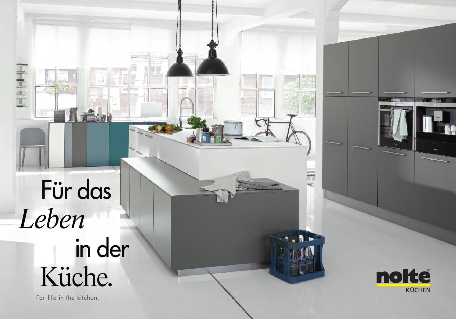 Nolte Küchen Qualität | Nolte Einbauküche Möbel Mahler