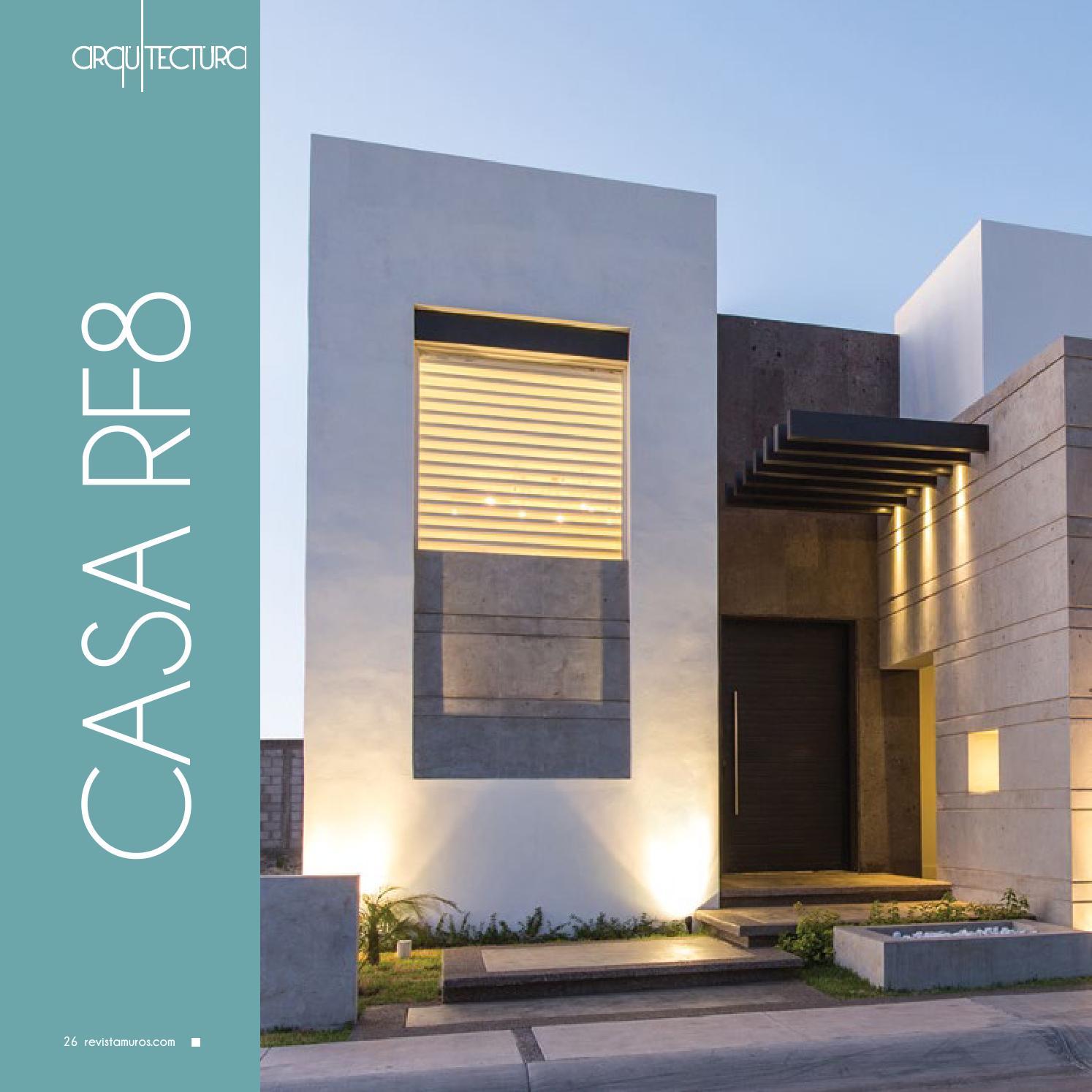 Edicin 17  Revista Muros Arquitectura Diseo