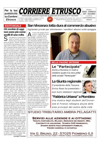 Corriere Etrusco n. 107