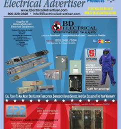 electrical advertiser july 2015 [ 1205 x 1497 Pixel ]