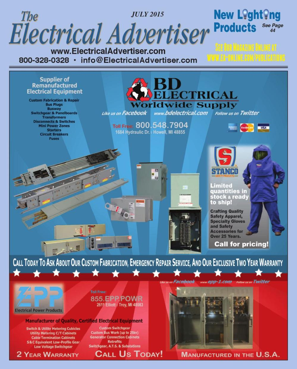 medium resolution of electrical advertiser july 2015