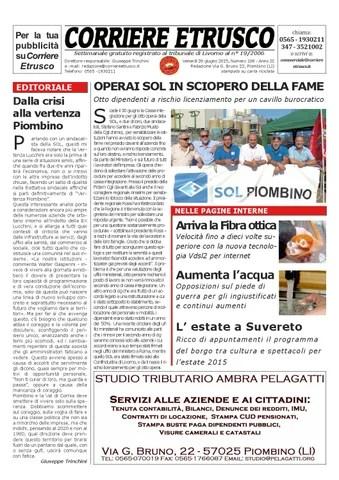 Corriere Etrusco n°108