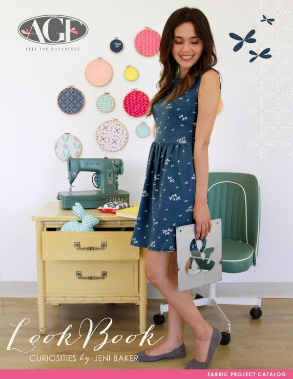 Jeni Baker for Art Gallery Fabrics