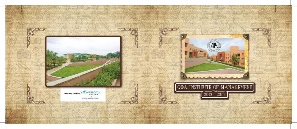 medium resolution of goa institute of management batch of 2013 15 yearbook by aniruddha khosla issuu