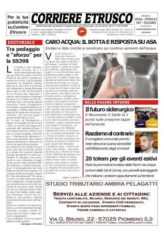 Corriere Etrusco n.110