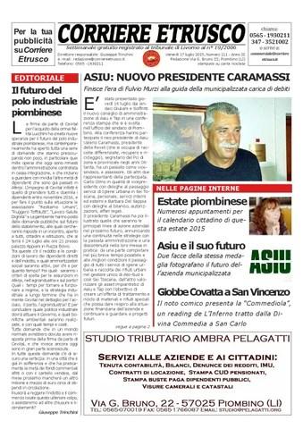 Corriere Etrusco n.111