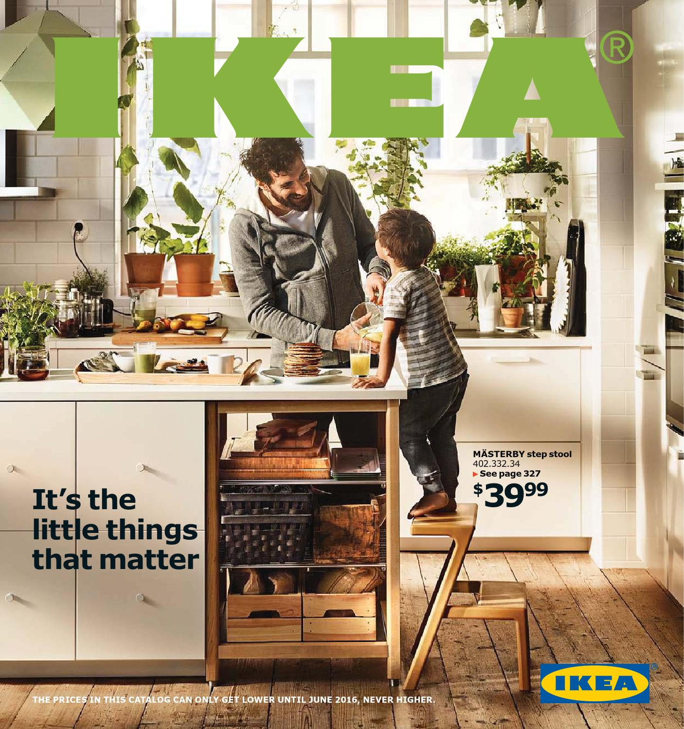 Ikea Catalog 2016 By Kitti Abonyi Issuu