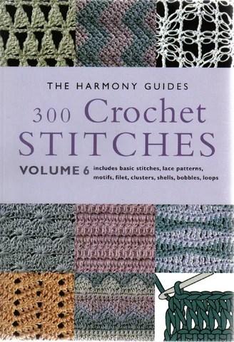 300 crochet stitches by Emma Alegre  Issuu