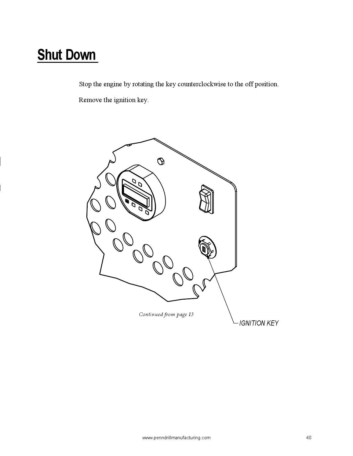 Parts operating manual pd1011hd rev 14 by PennDrill