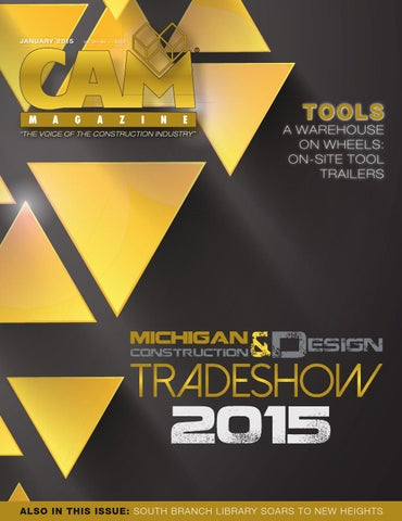 CAM Magazine January 2015 Issue by Construction Association of ...