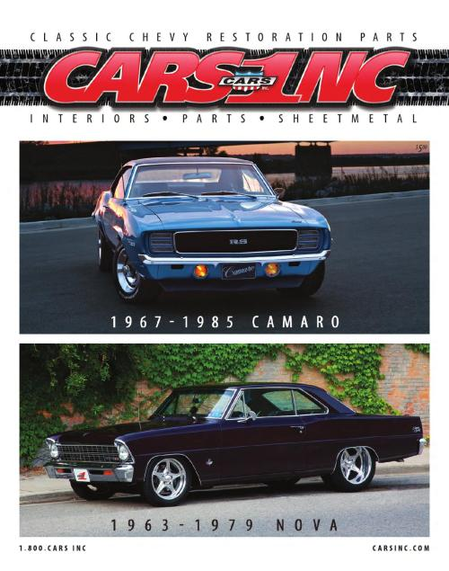 small resolution of cars inc 1967 1985 camaro and 1963 1979 nova catalog v15 by cars inc issuu