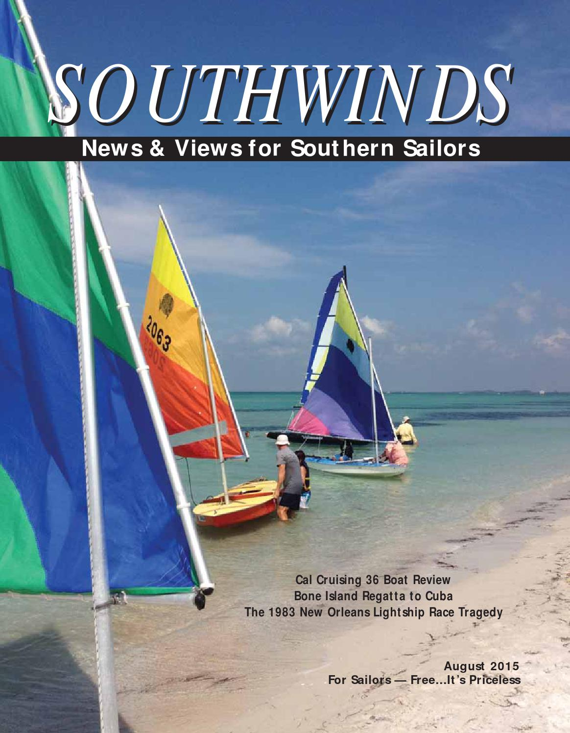 Southwinds August 2015 By SOUTHWINDS Magazine Issuu
